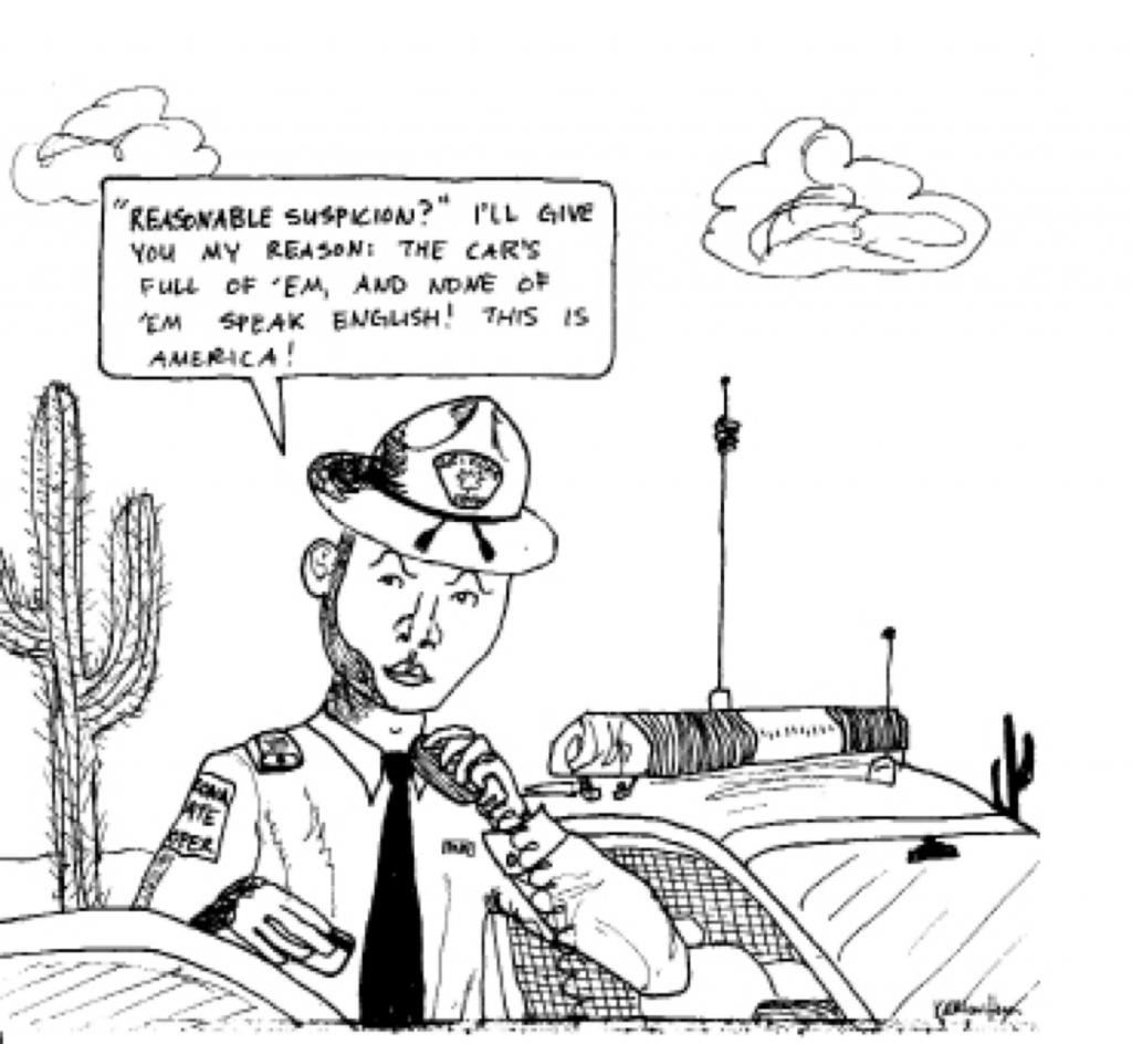 Reasonable Suspicion? - The Venture