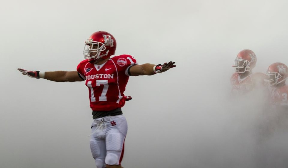UH cougars football 2012