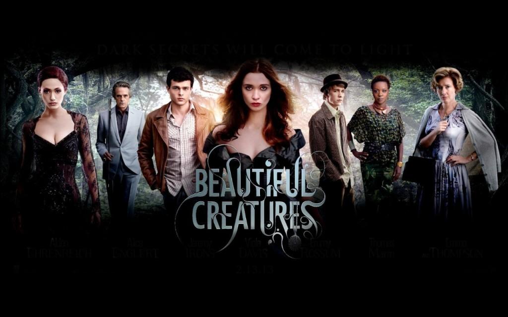 Zoey Deutch Beautiful Creatures Beautiful creatures poster