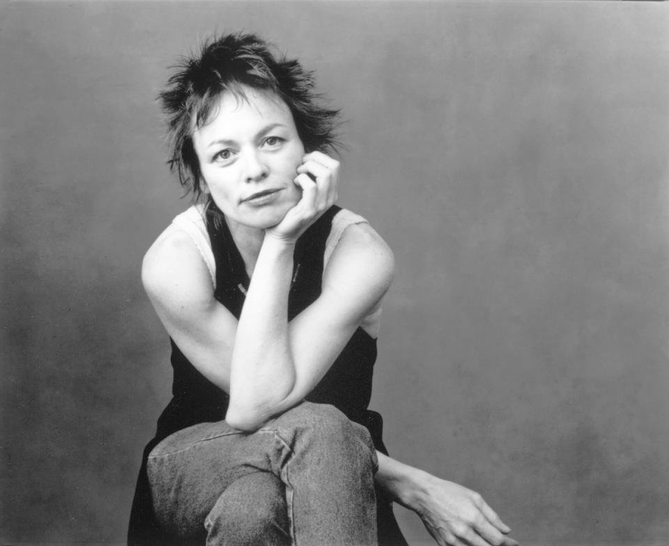 laurie anderson experimental artist