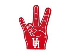 uh hand sign