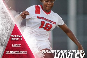 Photo by Houston Cougar Soccer.