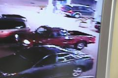 photo of suspect vehicle Deputy Goforth ambush