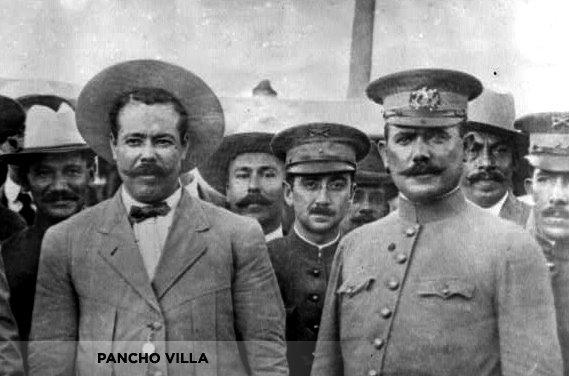 Madero Huerta Carranza Pancho Villa