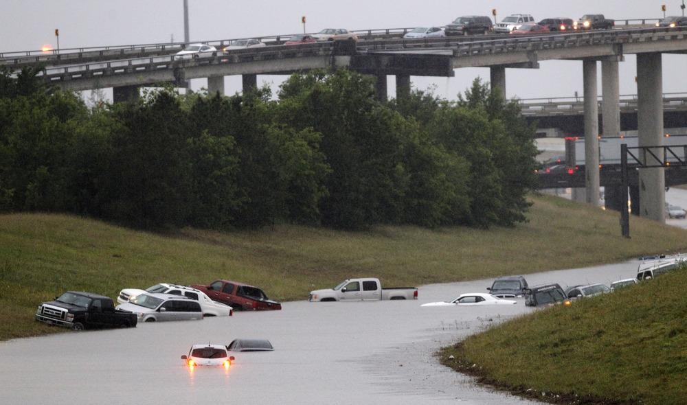 Tropical Storm Bill: 2015 Houston flood resources, help ...