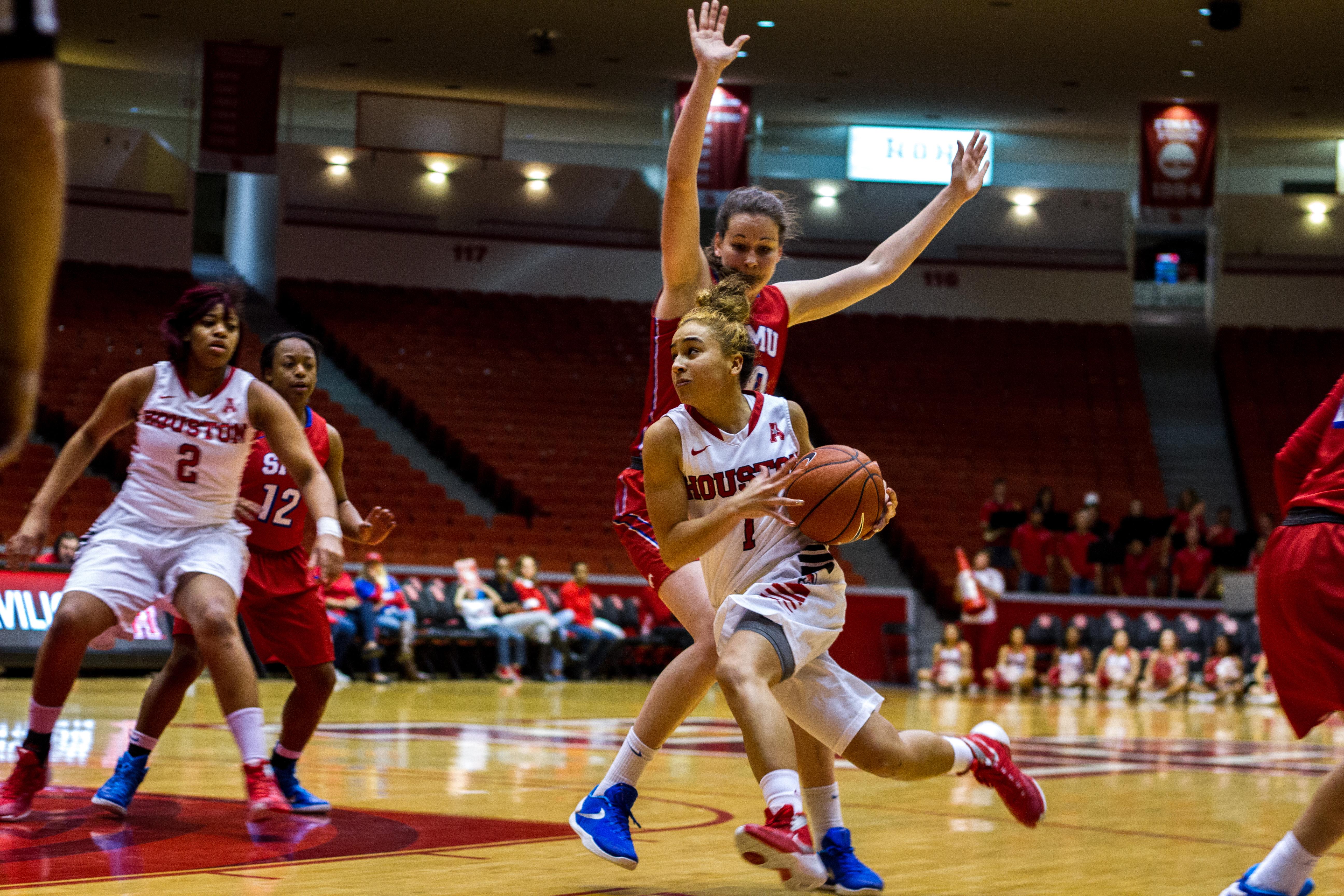 NCAA Women's Basketball: University of Houston vs Southern ...
