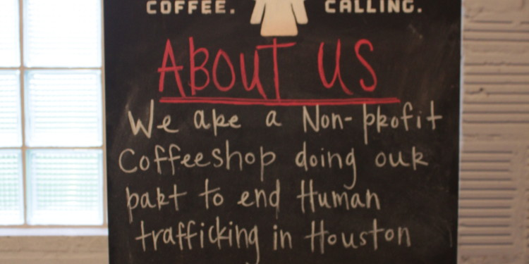 How one local business is bringing awareness to human