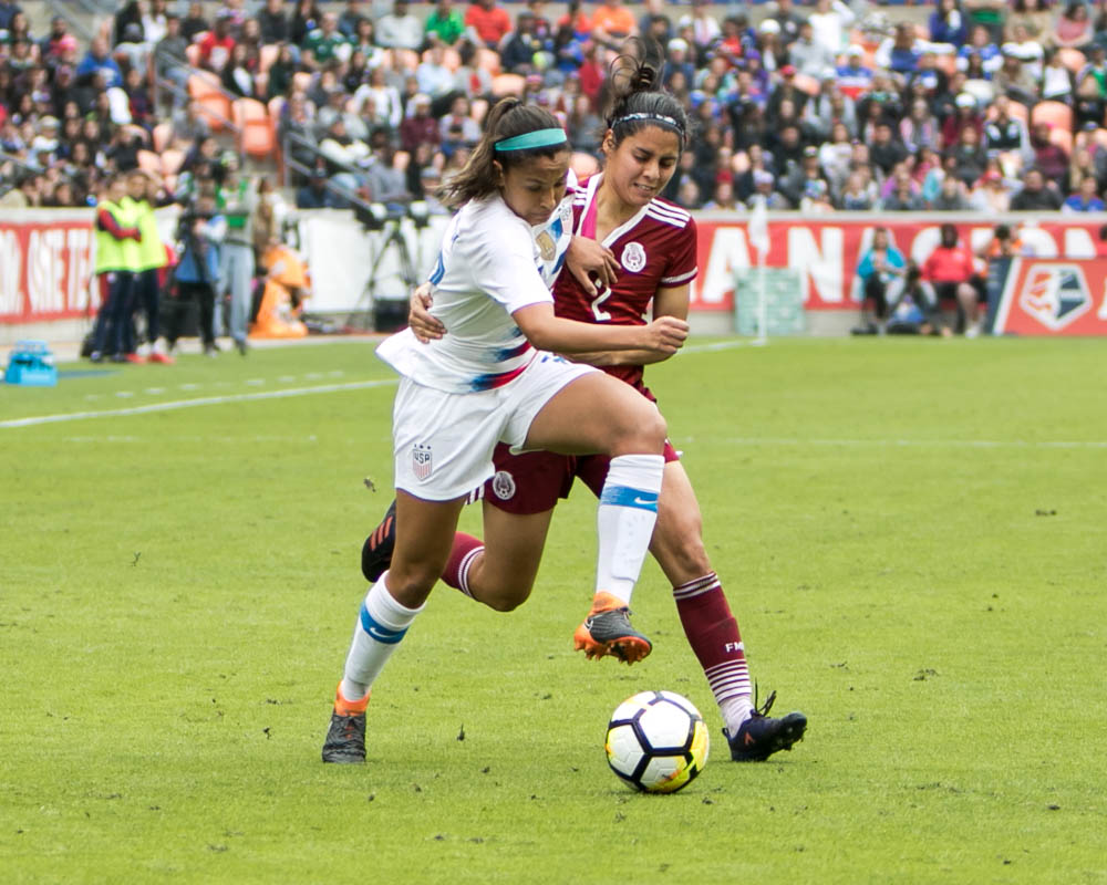 USWNT Vs Mexico Photo Gallery The Venture